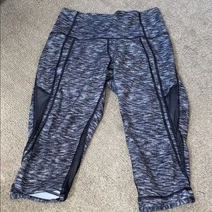 Crop Lululemon tights